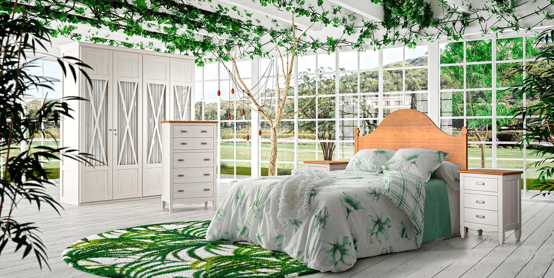 Dormitorio de Matrimnio modelo Amberes de Grupo Seys