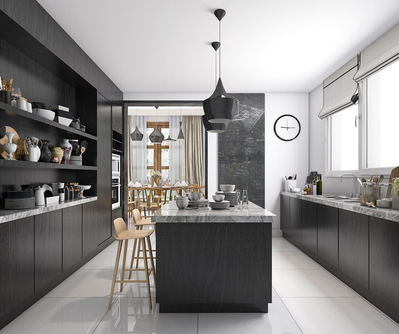 Cocina-integral-en Glogevi-Cocinas