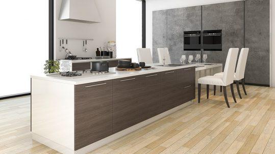 Diseño de cocinas modernas en Glogevi Cocinas