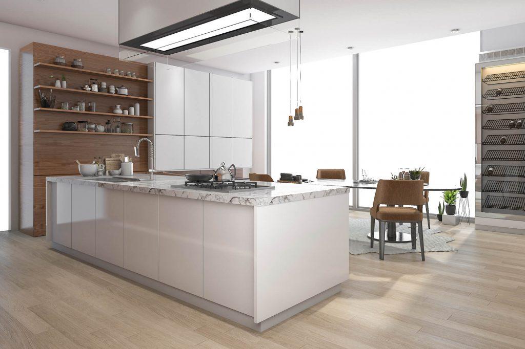 Reformas de cocinas en Toledo. Tienda de muebles de cocinas modernas en Toledo. Glogevi Cocinas.