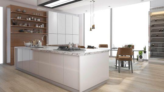 Tienda de muebles de cocinas modernas en Toledo